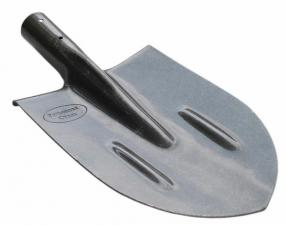 Лопата штыковая без черенка рельсовая сталь