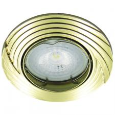 Софит поворотный Feron DL6227-MR16 золото