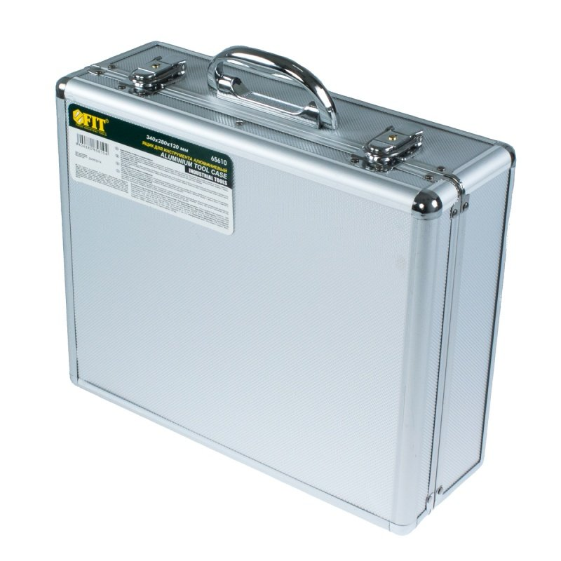 Ящик для инструмента из алюминия своими руками 2