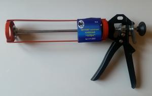 Пистолет для герметиков скелетн. Хардик
