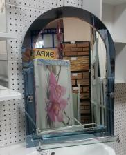 Зеркало Frap F623 (500х700) с полкой