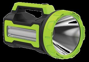 Фонарь Космос Accu 9110 USB/10W LED +блок 3W