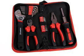 Набор слесарно-монтажных инструментов 22 предмета Матрикс 13561