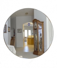 Зеркало круг ф600