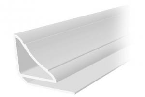 Молдинг потолочный белый 3000х8мм