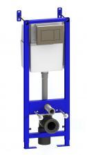 Система инсталяции Уклад с унитазом Элеганс и кнопкой (комплект)
