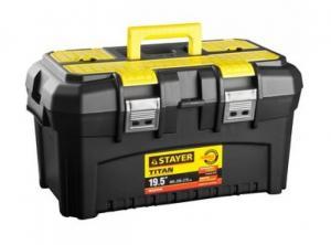 """Ящик для инструмента Stayer Титан 19"""" 490х290х270мм 38016-19"""