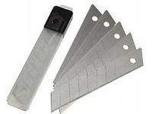 Лезвия Зубр для ножа 18мм 10шт. 09710-18-10