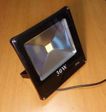 Прожектор 30Вт IP66 1 LED 1801-37