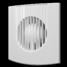 Вентилятор Эра FAVORITE 4-01 D100 с сетевым кабелем, выключателем, обр.клапаном