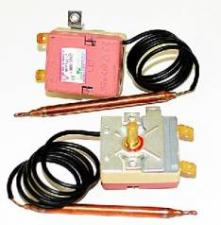 Термостат для духовки TBR 50-300C шток 23мм универсал. 100362