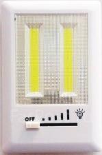 """Фонарь """"Выключатель"""" М1708 LED 3*ААА 150lm 1708-75"""