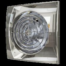 Вентилятор AURA 5C Chrom D125 обратный клапан