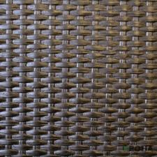 Панель ПВХ  646х646х0,4мм Ротанг венге