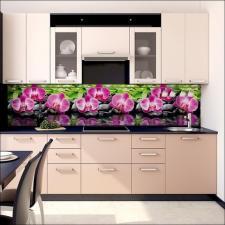 "Кухонный фартук ABS пластик ""Орхидея 434"" 600х3000х1,3мм"