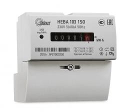 Электросчетчик однофазный НЕВА-103 1Ф 1SO 5-60А 220В