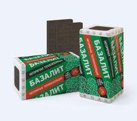 Базалит плита Л-30 1000х500х50мм/9шт/ 4,5кв.м. 30кг/м2