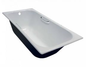Ванна чугун Ностальжи с ручками 1500х700х445 (Арт.Ч0858)