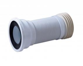 Слив для унитаза 110 мм Ани (К928) армированный