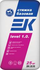 Пол стяжка EK Level 1.0 25кг. (10-200мм.)