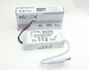 ЭПРА-36-PRO для LED панелей 36Вт NEOX