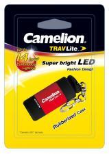 Фонарь Camelion LED 14-1R брелок+3G3