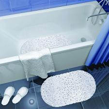 Spa-коврик для ванны AQUA-PRIME 66х37см Золушка